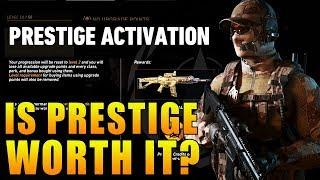 WHAT HAPPENS WHEN YOU PRESTIGE IN GHOST RECON WILDLANDS? | (Ghost War Prestige Mode Unlocks & More)