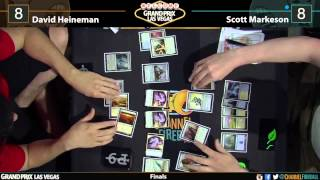 Grand Prix Las Vegas 2015 (Event #2) Finals: David Heineman vs. Scott Markeson