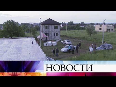 Сотни многодетных семей в Краснодарском крае не могут построить дома на выданных им участках.
