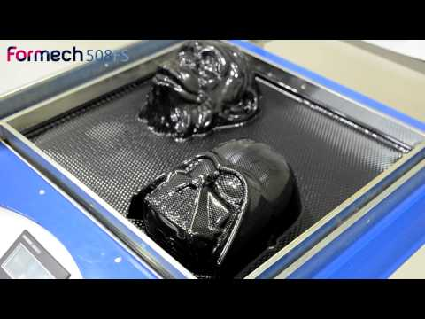 Formech 508FS – Manual Vacuum Forming Machine