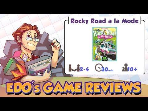 Edo's Rocky Road a la Mode Review