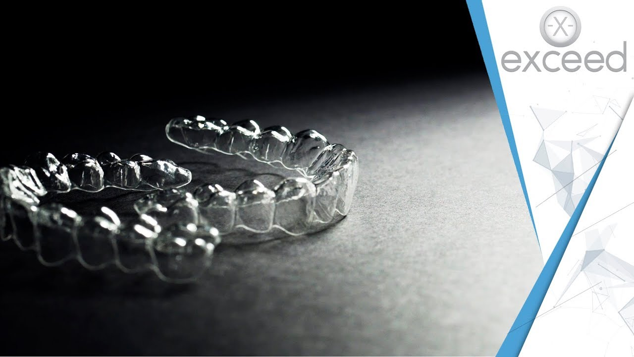 Aligners in-office production