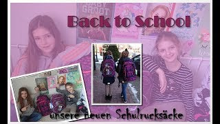 Back to School, unsere neuen Schulrucksäcke :D Satch, Coocazoo