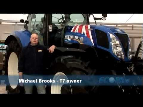New Holland T7 ECOBlue Owner Testimonial