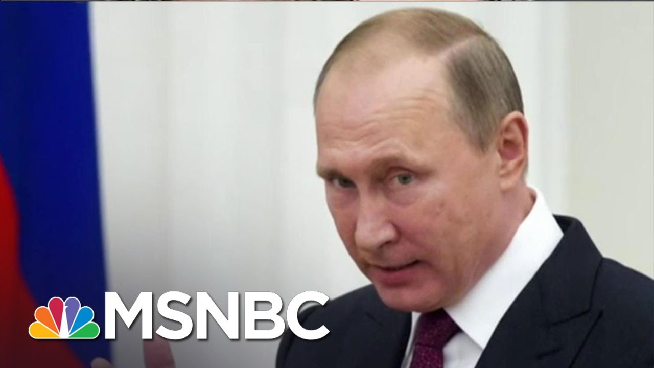 How Should The US Respond To Russian Hacking?   MTP Daily   MSNBC thumbnail