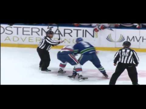 Brady Austin vs Yan Pavel Laplante
