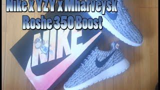 The BEST Roshe Yeezy 350 Boost Custom IMO