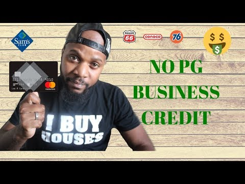 Building Business Credit | NO PG Mastercard | Synchrony Bank