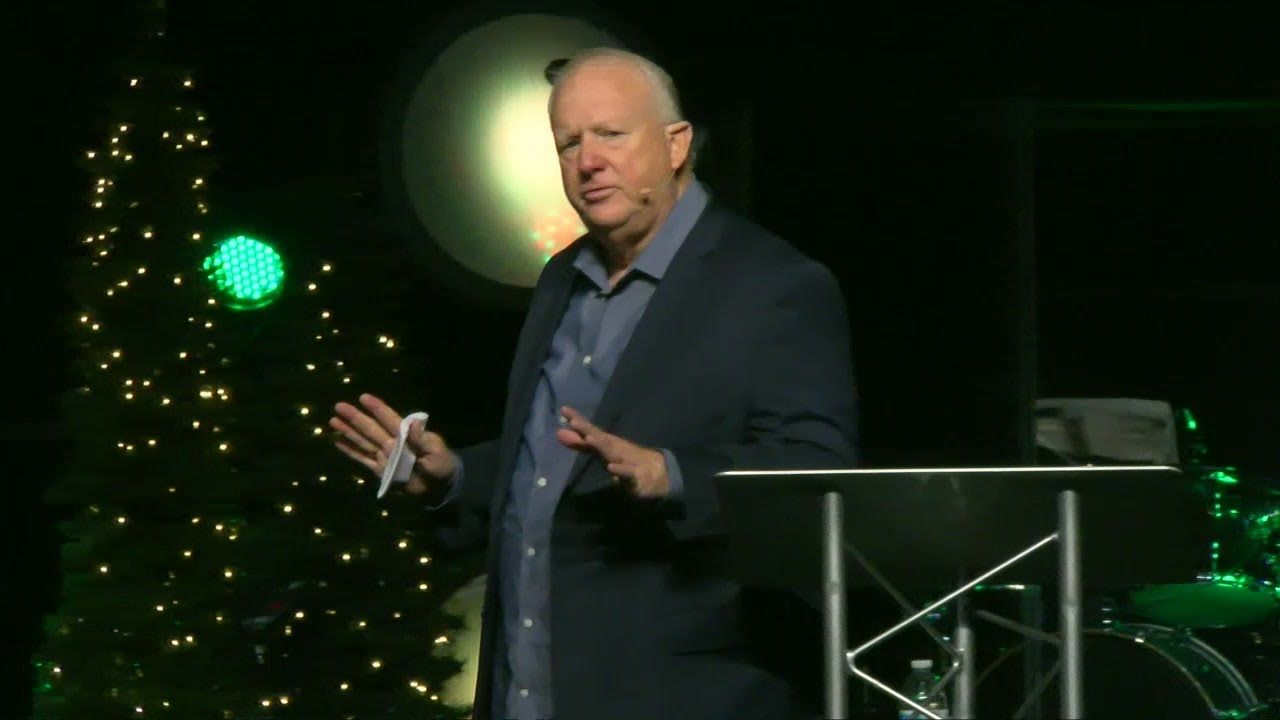 "11/29/20 – Pastor Robert Hogan – ""Hope for the Hurting"""