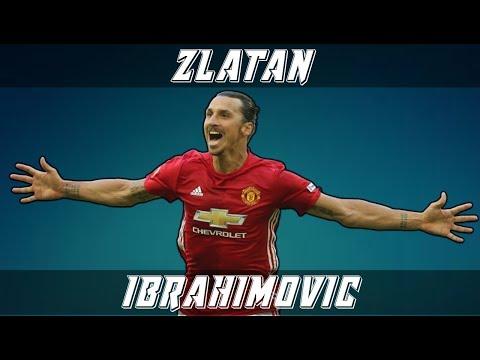 ZLATAN IBRAHIMOVIĆ • GOALS & SKILLS • 2016