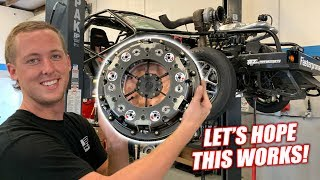 "Introducing Leroy's New ""SLIPPER"" Clutch! Breaking the 8 Second Curse... (World Cup Prep)"