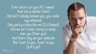 DJ Khaled   Celebrate (Lyrics) Ft. Travis Scott, Post Malone