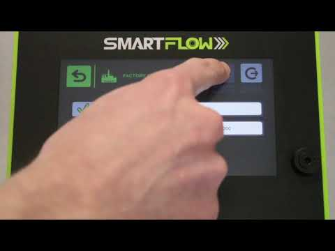Configuring factory settings on the SmartFlow<sup>™</sup> controller. This video explains how to configure factory settings on your SmartFlow<sup>™</sup> controller.