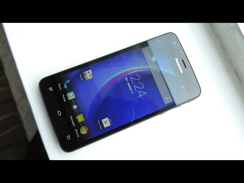 Panasonic Eluga U: Hands-on, overview, features and camera