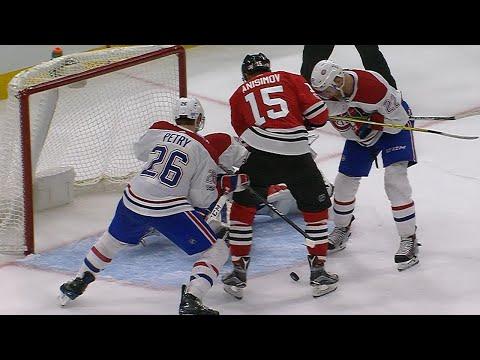 11/05/17 Condensed Game: Canadiens @ Blackhawks