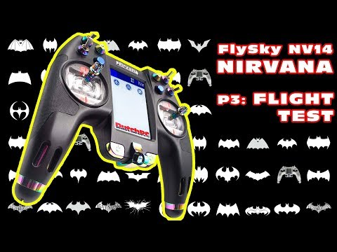 Preview Flysky Nirvana FS-NV14 (3 5Inch LCD Display) +
