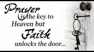John Starnes - Prayer is the Key ...
