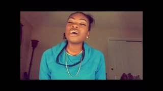 Little More (Royalty)-Chris Brown (Cover by Shavon)