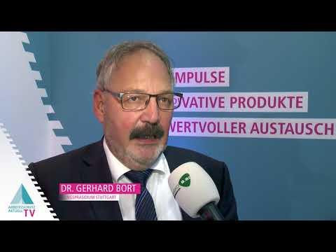 Dr. Gerhard Bort, Regierungspräsidium Stuttgart | Arbeitsschutz Aktuell TV