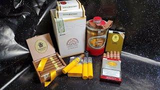 Cuban Cigars 2020 (from CigarOne)