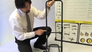 "RocknRoller Multi-Cart RMH ""Mini Handtruck"" Product Overview"