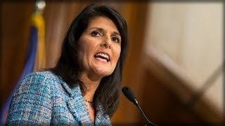 NIKKI HALEY STATEMENT SPELLS TROUBLE FOR US PARTICIPATION IN THE WINTER OLYMPICS