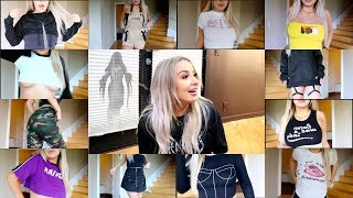 I filmed a haul & something SUPER PARANORMAL happened. (warning)