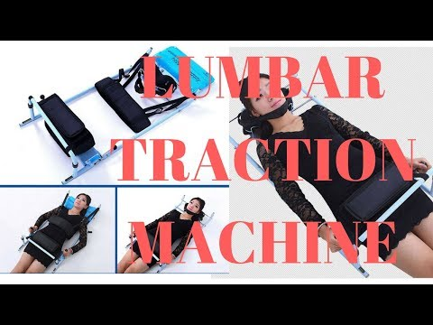 Lumbar Traction Machine At Best Price In India