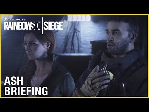 Rainbow Six Siege: Outbreak – Ash's Briefing | Trailer | Ubisoft [US]