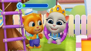 My Talking Tom Friends (iOS,Android) Gameplay Walkthrough (Outfit7) - HD