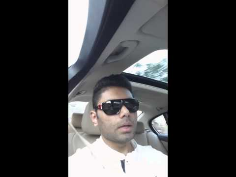 Personal Trainer Kunal Gir explaining about how to burn Fat