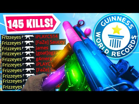145 KILLS.. WORLDS MOST KILLS in BLACK OPS COLD WAR! de Call of Duty: Black Ops Cold War