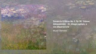 3 Piano Sonatas, Op. 50