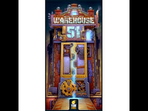 Warehouse 51: Roll & Move Reviews