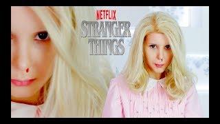1⃣1⃣  Eleven (Stranger Things) MakeUp tutorial by Anastasiya Shpagina