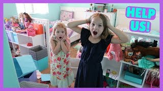 How to Organize a Kids Bedroom