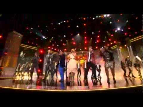 """Holiday Special Opening Performance - The Sing Off 5 - """"Kids In America"""" By Kim Wilde"""