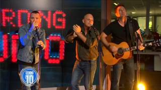 Adam Brand and the Outlaws Perform on Studio 10