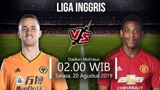 Live Streaming Liga Inggris Pekan ke 2, Wolves Vs Manchester United Selasa (20/8)