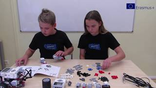 LEGO Mindstorm – Introduction