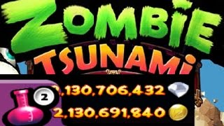 ZOMBIE TSUNAMI | MOD APK 2017 |UNLIMITED GEMS AND COINS