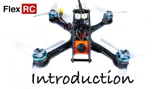 "Ascent X 3"" HD Introduction - Best 3"" FPV Racing Drone Frame"