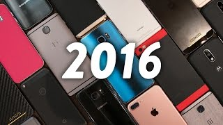 Best Smartphones of 2016!