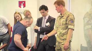 Image from 'Macquarie University Hospital Gets A Royal Visitor'