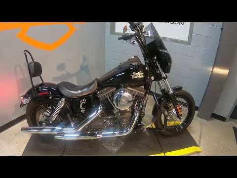 2016 Harley-Davidson Dyna Street Bob FXDB103