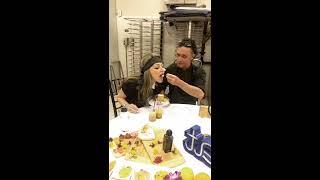 Blindfolded Food Tasting
