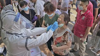 video: Watch: Tighter restrictions in Beijing as a new coronavirus outbreak emerges