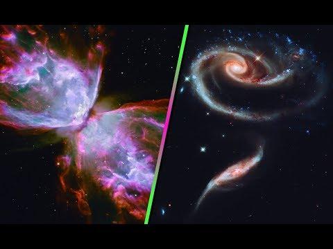 Una Descripción De Las 6 Galaxias Más Maravillosas De Nuestro Universo
