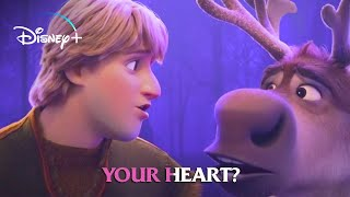FROZEN 2 - Lost in the Woods (Sing Along - Lyrics) Music Video