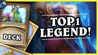 TOP1 LEGEND! - TOGWAGGLE DRUID - Hearthstone Deck (Rastakhan